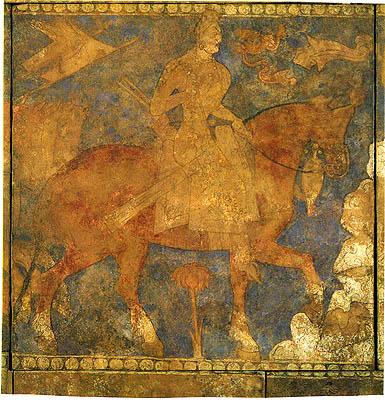 богатырский конь рустама в иранском эпосе: