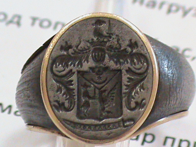 гербові печатки